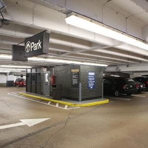 parking garage near me